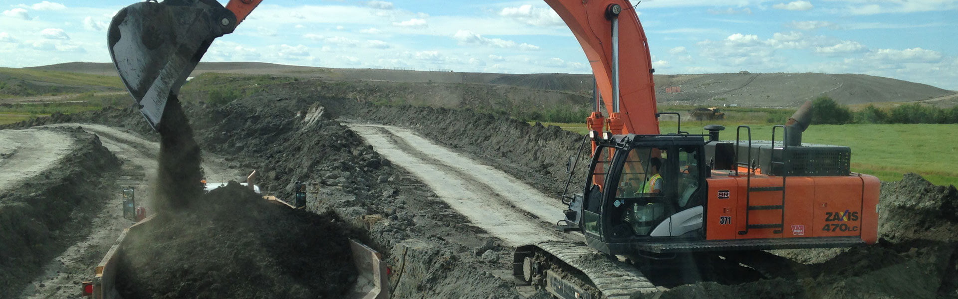 Civil Earthwork and Commercial Earthwork